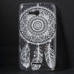 Gelový obal na Sony Xperia E4g - tribal - 1/5