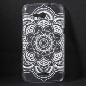 Gelový obal na Sony Xperia E4g - henna - 1