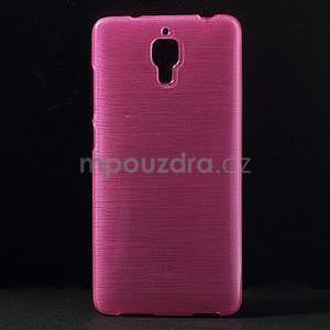 Broušený kryt na Xiaomi 4 MI4 - rose - 1