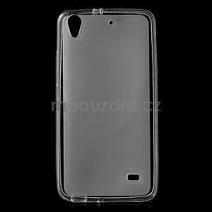 Matný gelový obal na Huawei Ascend G620s - 1
