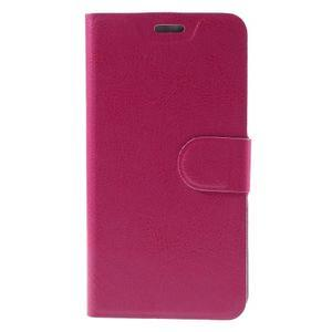 Horse pouzdro na mobil Asus Zenfone 2 Laser - rose - 1