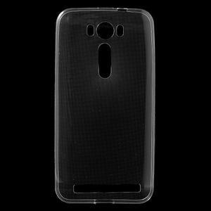 Ultratenký slim obal na Asus Zenfone 2 Laser - transparentní - 1
