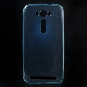 Ultratenký slim obal na Asus Zenfone 2 Laser - světle modrý - 1