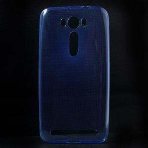 Ultratenký slim obal na Asus Zenfone 2 Laser - modrý - 1
