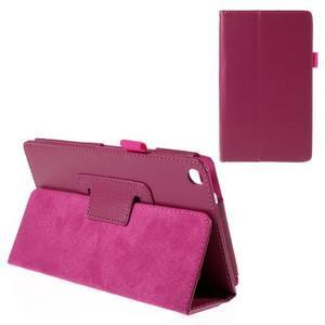 Koženkové pouzdro na tablet Asus ZenPad 7.0 Z370CG - rose - 1