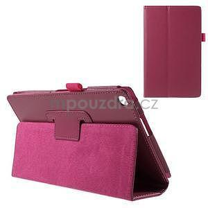 Safety polohovatelné pouzdro na tablet Asus ZenPad 8.0 Z380C - rose - 1