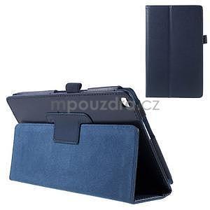 Safety polohovatelné pouzdro na tablet Asus ZenPad 8.0 Z380C - tmavěmodré - 1