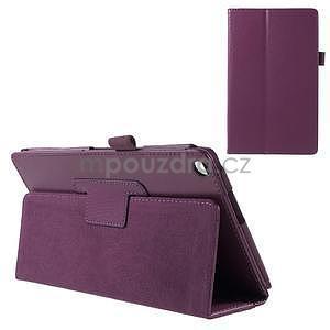 Safety polohovatelné pouzdro na tablet Asus ZenPad 8.0 Z380C - fialové - 1