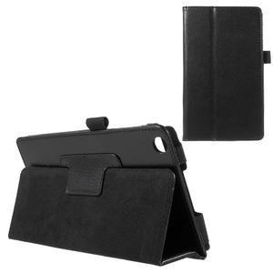 Safety koženkové pouzdro na Asus ZenPad C 7.0 Z170MG - černé - 1
