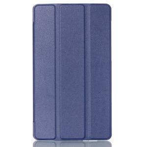 Trifold pouzdro na tablet Asus ZenPad C 7.0 Z170MG - tmavěmodré - 1