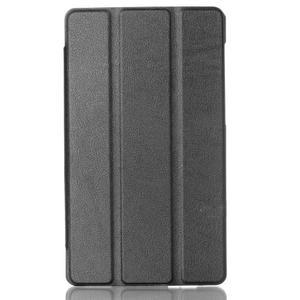 Trifold pouzdro na tablet Asus ZenPad C 7.0 Z170MG - černé - 1