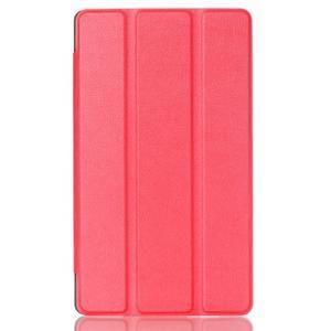 Trifold pouzdro na tablet Asus ZenPad C 7.0 Z170MG - červené - 1