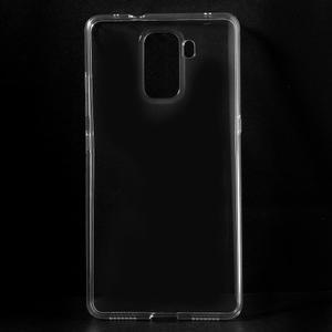 Transparentní gelový obal na telefon Honor 7 - transparentní - 1
