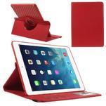 Circ otočné pouzdro na Apple iPad Air - červené - 1/7