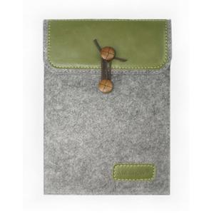 Envelope univerzální pouzdro na tablet 26.7 x 20 cm - zelené - 1