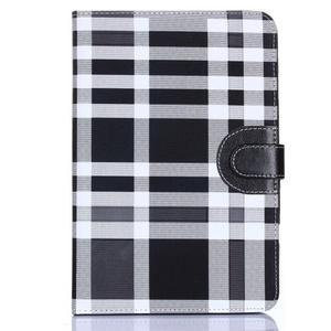 Fashion style pouzdro na iPad Air 2 - černé - 1