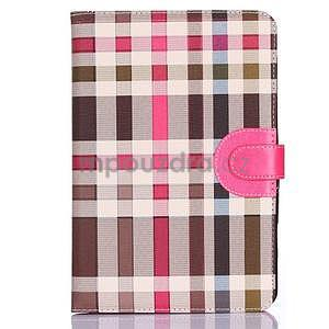 Fashion style pouzdro na iPad Air 2 - rose - 1