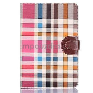 Fashion style pouzdro na iPad Air 2 - hnědé - 1