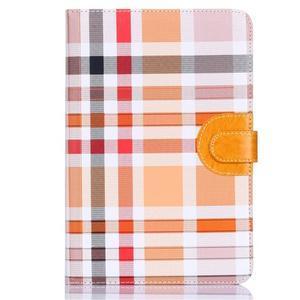 Fashion style pouzdro na iPad Air 2 - světlehnědé - 1