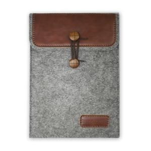 Envelope univerzální pouzdro na tablet 26.7 x 20 cm - hnědé - 1
