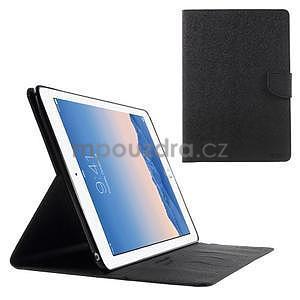 Excelent Diary pouzdro pro iPad Air 2 - černé - 1