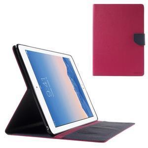 Excelent Diary pouzdro pro iPad Air 2 - rose - 1