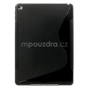 S-line gelový obal na iPad Air 2 - černý - 1