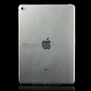 Ultra tenký slim obal na iPad Air 2 - transparentní - 1