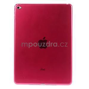 Ultra tenký slim obal na iPad Air 2 - červený - 1