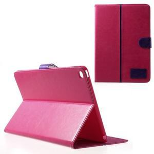 Daffi elegantní pouzdro na iPad Air 2 - rose - 1