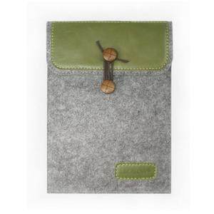 Envelope univerzální pouzdro na tablet 22 x 16 cm - zelené - 1