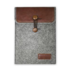 Envelope univerzální pouzdro na tablet 22 x 16 cm - hnědé - 1