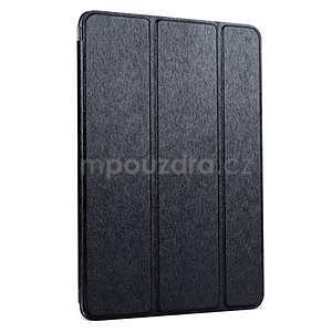 Lines polohovatelné pouzdro na iPad Mini 3 / iPad Mini 2 / iPad mini - černé - 1