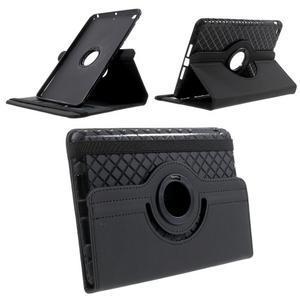 Circu otočné pouzdro na Apple iPad Mini 3, iPad Mini 2 a ipad Mini - černé - 1