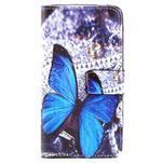 Pouzdro na mobil Microsoft Lumia 640 - motýlek - 1/6