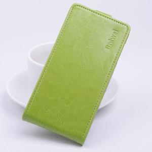 Flipové pouzdro na mobil Lenovo A2010 - zelené - 1