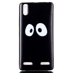 Jelly gelový obal na mobil Lenovo A6000 - kukuč - 1