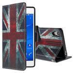 Styles pouzdro na mobil Sony Xperia Z3 - UK vlajka - 1/4