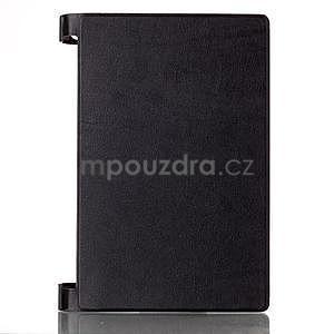 Koženkové pouzdro na Lenovo Yoga Tablet 2 8.0 - černé - 1