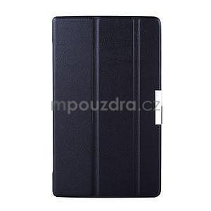 Černé pouzdro na tablet Lenovo S8-50 s funkcí stojánku - 1