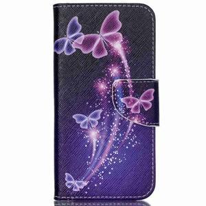 Motive pouzdro na mobil Acer Liquid Jade Z - kouzelní motýlci - 1