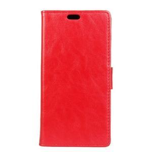 Pouzdro na mobil Acer Liquid Z530 - červené - 1