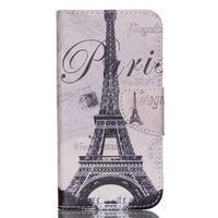 Luxy peněženkové pouzdro na Acer Liquid Z530 - Eiffelova věž - 1/6