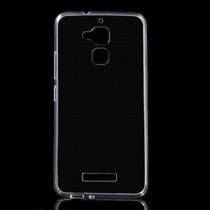 Ultratenký gelový obal na Asus Zenfone 3 Max - průhledný - 1