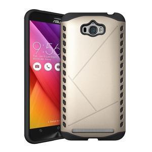 Odolný kryt na mobil Asus Zenfone Max - zlatý - 1