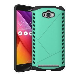 Odolný kryt na mobil Asus Zenfone Max - cyan - 1