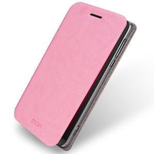 Moof klopové pouzdro na mobil Asus Zenfone Zoom - růžové - 1