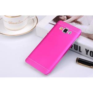 Rose kovový kryt na Samsung Galaxy A3 - 1