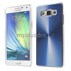 Modrý metalický kryt na Samsung Galaxy A5 - 1