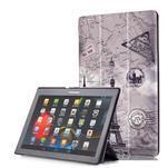 Polohovatelné pouzdro na tablet Lenovo Tab 2 A10-70 - Eiffelova věž - 1/6